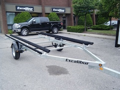 2018 Excalibur Pontoon Trailer - 1700lb capacity up to 19 ft. -