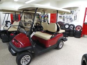2018 CLUB CAR Villager  Club Car - Gas EFI Golf Cart