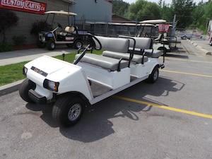 2017 CLUB CAR Villager 6 Passenger Golf Cart