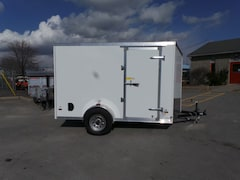2018 Haulin HLAFTX610SA -  Enclosed Trailer 6x10 Ramp Door