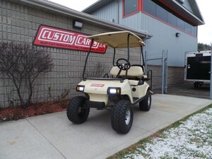 2006 CLUB CAR DS 4 Passenger Gas Golf Cart