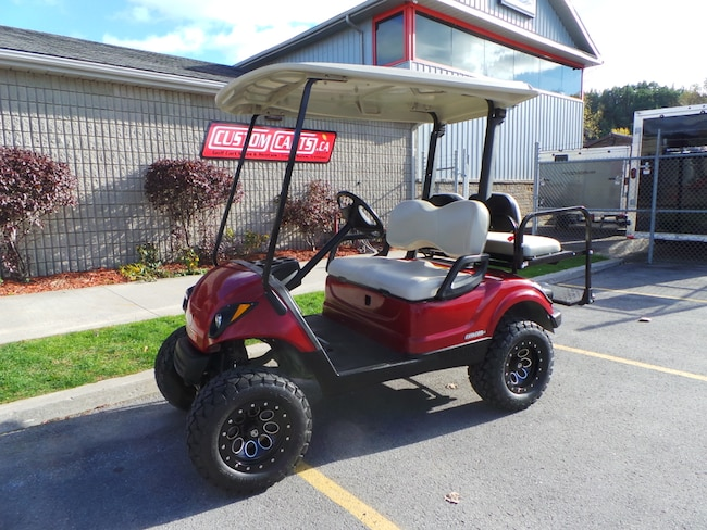 2007 YAMAHA Drive 4 Passenger Upgraded Golf Cart