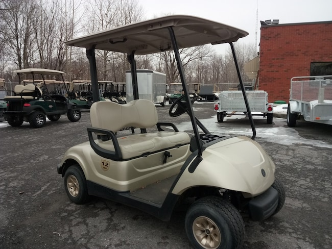 2013 YAMAHA DRIVE Golf Cart 2 Passenger Gas Golf Carts