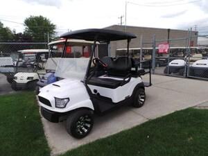 2014 CLUB CAR Precedent Custom Electric Golf Cart