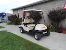 2013 CLUB CAR Precedent 4 passenger New Batteries Golf Cart