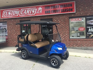 2018 CLUB CAR Onward Upgraded GAS Golf Cart