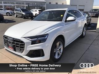 New 2019 Audi Q8 3.0T Premium SUV in Layton, UT