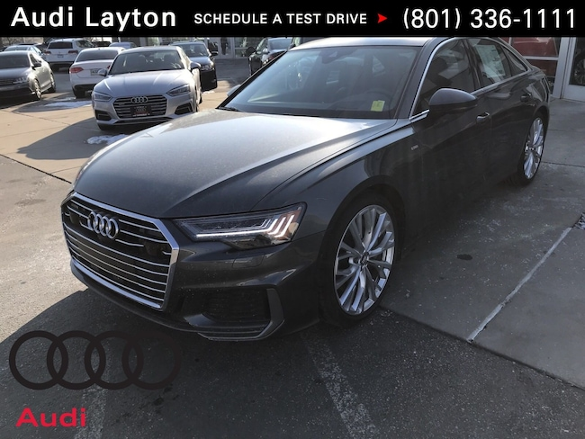 new 2019 Audi A6 3.0T Prestige Sedan near Salt Lake City UT