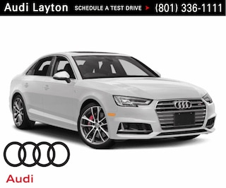 New 2018 Audi S4 3.0T Prestige Sedan in Layton, UT