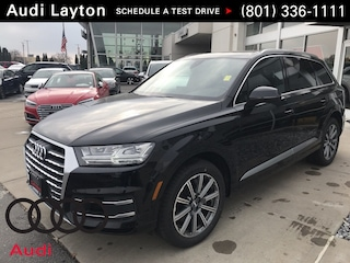 New 2019 Audi Q7 3.0T Premium Plus SUV in Layton, UT