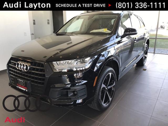 New 2019 Audi Q7 3.0T Prestige SUV in Layton, UT