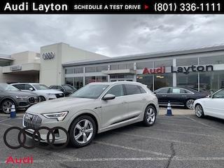 New 2019 Audi e-tron Premium Plus SUV in Layton, UT