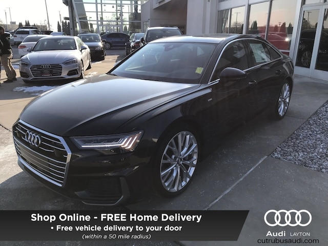 New 2019 Audi A6 3.0T Prestige Sedan in Layton, UT