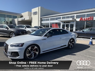 New 2019 Audi RS 5 2.9T Coupe in Layton, UT