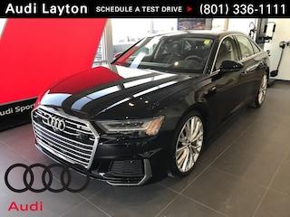New 2019 Audi A6 3.0T Prestige Sedan in Layton, UT