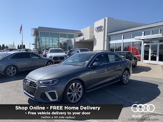New 2020 Audi A4 45 Premium Plus Sedan in Layton, UT
