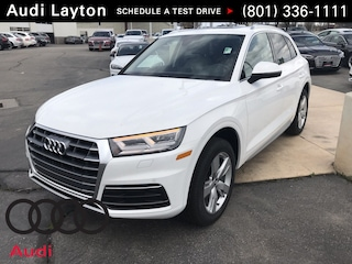 New 2019 Audi Q5 Premium Plus SUV in Layton, UT