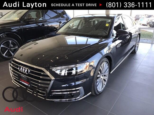 new 2019 Audi A8 L 3.0T Sedan near Salt Lake City UT