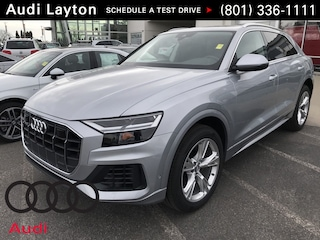 New 2019 Audi Q8 3.0T Premium Plus SUV in Layton, UT
