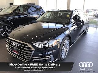 New 2019 Audi A8 L 3.0T Sedan in Layton, UT