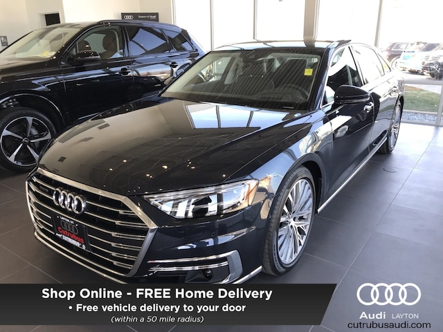 New 2019 Audi A8 L 3.0T Sedan in Layton, UT