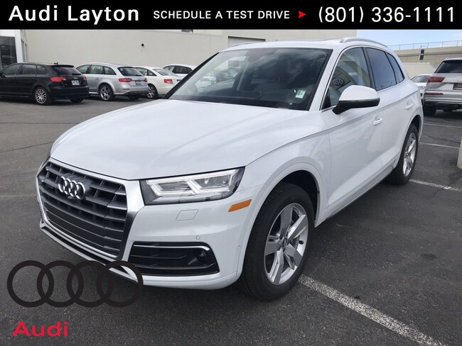 new 2019 Audi Q5 2.0T Prestige SUV near Salt Lake City UT