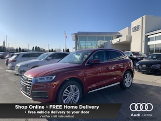 New 2019 Audi Q5 2.0T Premium Plus SUV in Layton, UT