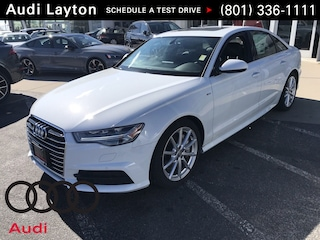New 2018 Audi A6 2.0T Premium Plus Sedan in Layton, UT