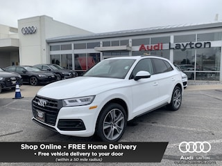 New 2020 Audi Q5 45 Premium Plus SUV in Layton, UT