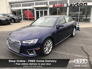 New 2019 Audi A4 2.0T Premium Plus Sedan in Layton, UT