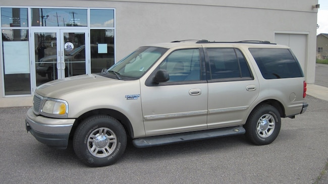 2000 Ford Expedition XLT SUV