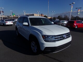 New 2018 Volkswagen Atlas 3.6L V6 S 4MOTION SUV for sale in Layton, UT