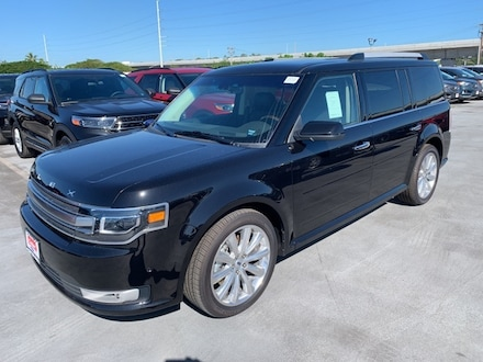 2019 Ford Flex Limited w/EcoBoost Crossover