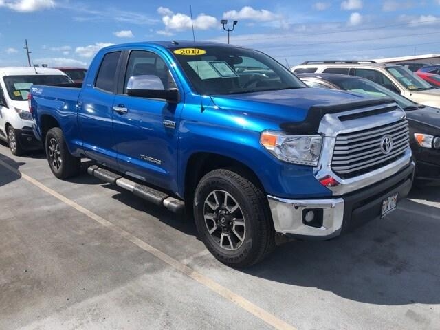 2017 Toyota Tundra Limited Truck