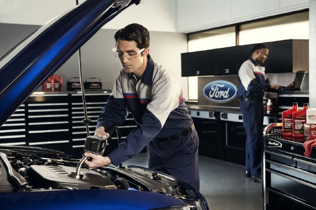 hawaii ford auto service | maintenance for your honolulu ford car or