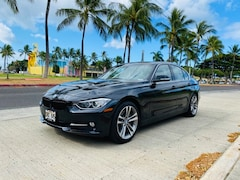 Used 2015 BMW 3 Series 335i Sedan for Sale Near Mililani