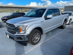 Used 2019 Ford F-150 Lariat Truck for Sale Near Mililani