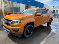 Used 2017 Chevrolet Colorado Work Truck Truck for Sale Near Mililani