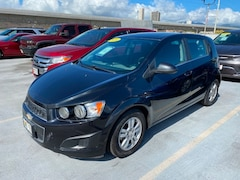 Used 2014 Chevrolet Sonic LT Hatchback for Sale Near Mililani