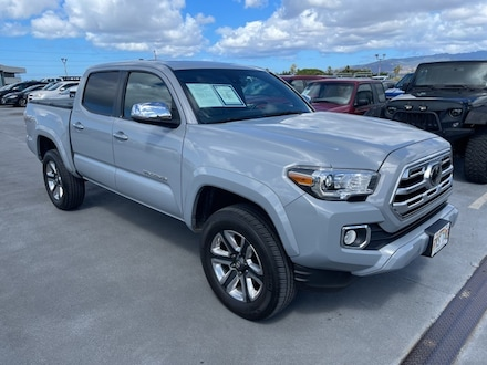 2019 Toyota Tacoma 4x4 Limited Truck