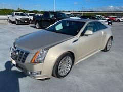 Used 2014 Cadillac CTS Premium Coupe for Sale Near Mililani