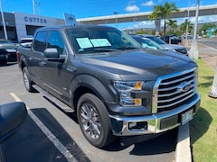 Used 2017 Ford F-150 XLT Truck for Sale Near Mililani