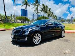 Used 2014 Cadillac ATS 2.0L Turbo Premium Sedan for Sale Near Mililani