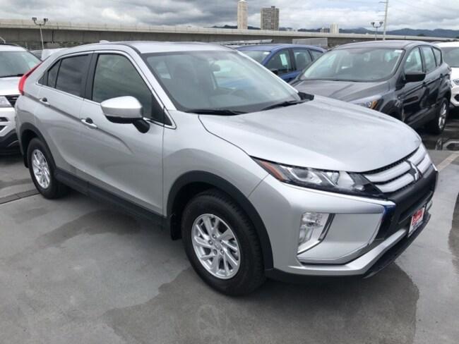 2019 Mitsubishi Eclipse Cross ES SUV