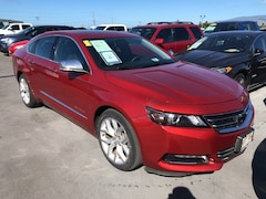 Used 2015 Chevrolet Impala LTZ Sedan for Sale Near Mililani