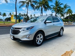 Used 2018 Chevrolet Equinox LT SUV for Sale Near Mililani