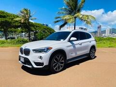 Used 2017 BMW X1 xDrive28i SUV for Sale Near Mililani