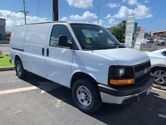 2016 Chevrolet Express 3500 Work Van Cargo Van