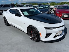 Used 2018 Chevrolet Camaro SS Coupe for Sale Near Mililani