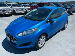 Used 2014 Ford Fiesta SE Hatchback for Sale Near Mililani